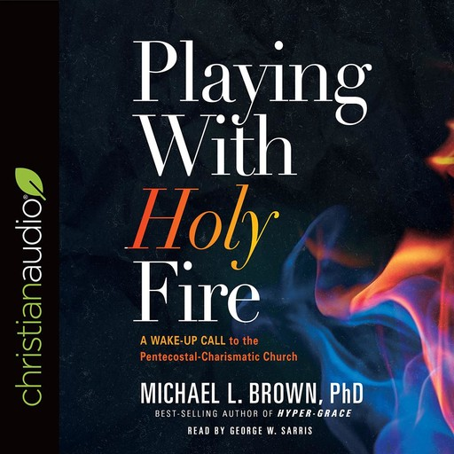 Playing With Holy Fire, Michael Brown