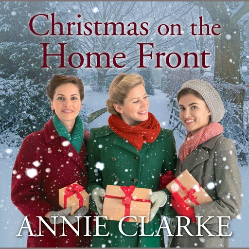 Christmas on the Home Front, Annie Clarke