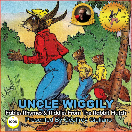 Uncle Wiggily Fables Rhymes & Riddles From The Rabbit Hutch, Howard Garis