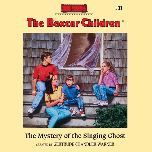 The Mystery of the Singing Ghost, Gertrude Chandler Warner