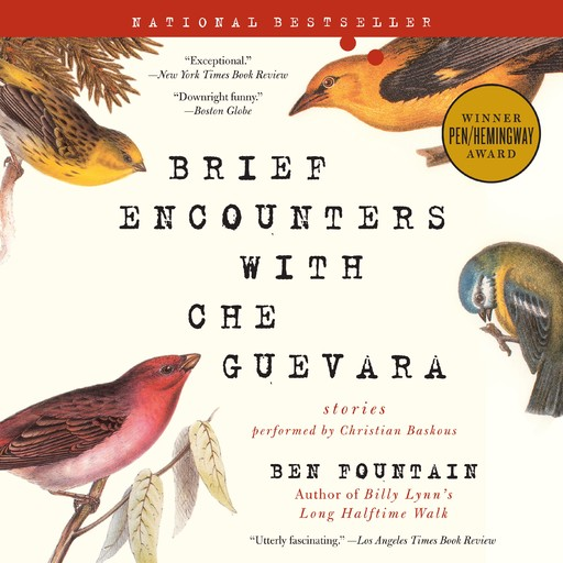 Brief Encounters with Che Guevara, Ben Fountain