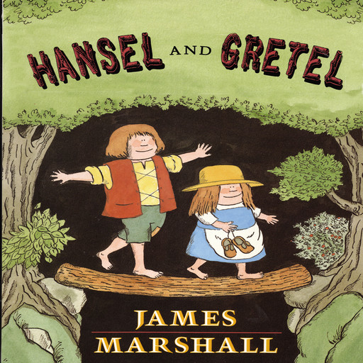 Hansel And Gretel, James Marshall