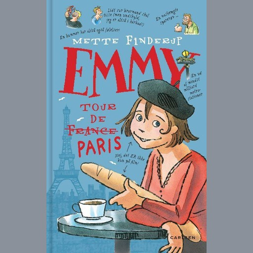 Emmy 7 - Tour de Paris, Mette Finderup