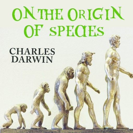 On the Origin of Species, Charles Darwin