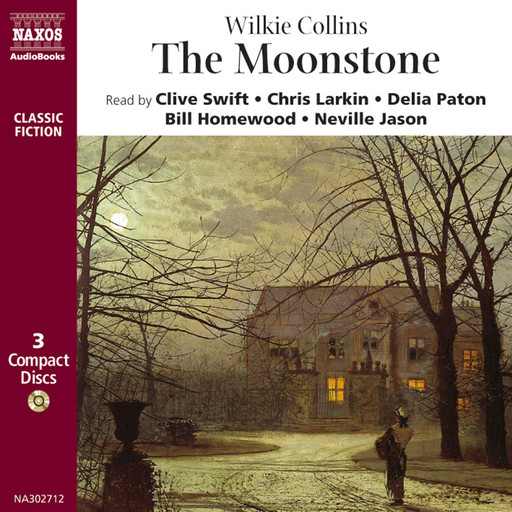 Moonstone, The (abridged), Wilkie Collins