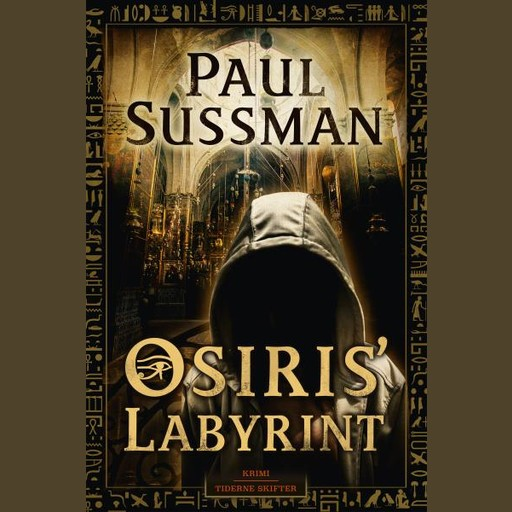 Osiris' labyrint, Paul Sussman