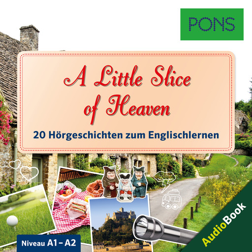 PONS Hörbuch Englisch: A Little Slice of Heaven, Dominic Butler, PONS-Redaktion