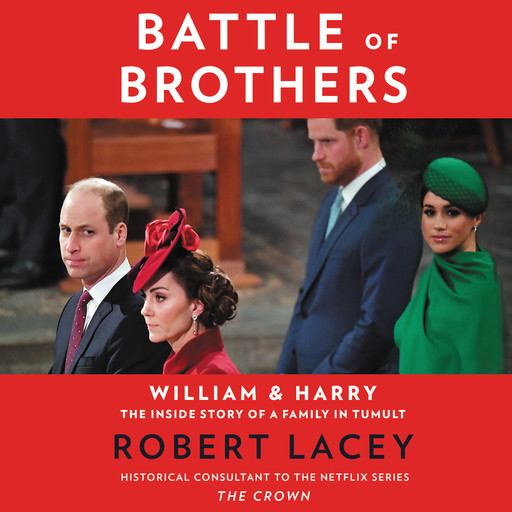 Battle of Brothers, Robert Lacey