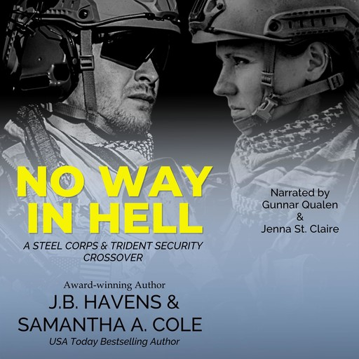 No Way In Hell, Samantha Cole, J.B. Havens