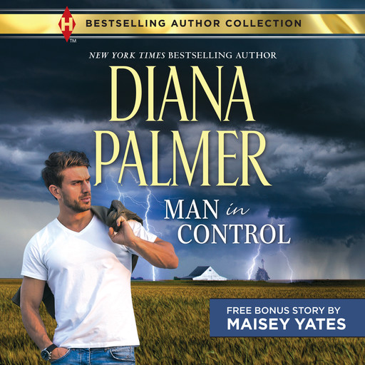 Man in Control & Take Me, Cowboy, Diana Palmer