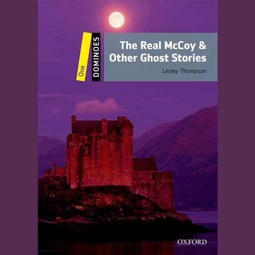 The Real McCoy & Other Ghost Stories, Lesley Thompson