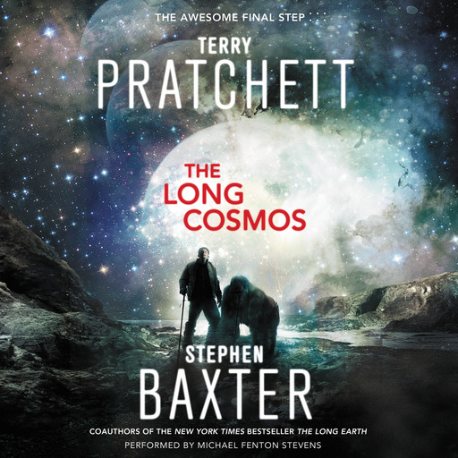 The Long Cosmos, Terry David John Pratchett, Stephen Baxter