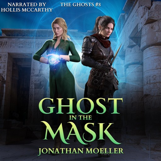 Ghost in the Mask, Jonathan Moeller
