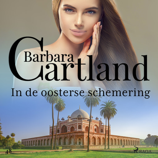 In de oosterse schemering, Barbara Cartland