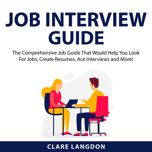 Job Interview Guide, Clare Langdon