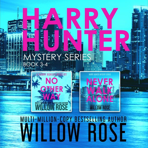 Harry Hunter Mystery Series, Willow Rose