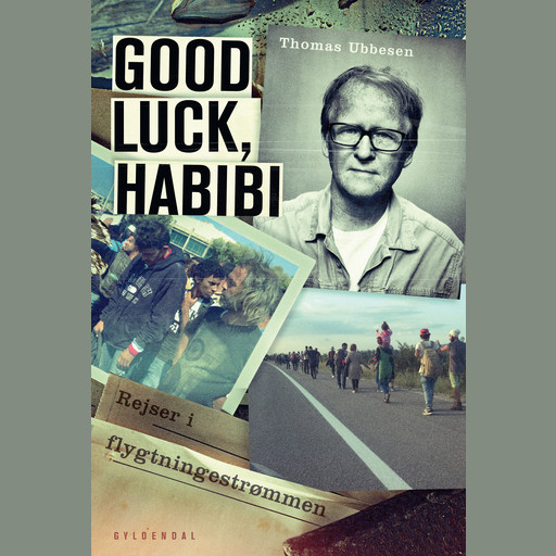 Good luck, habibi, Thomas Ubbesen