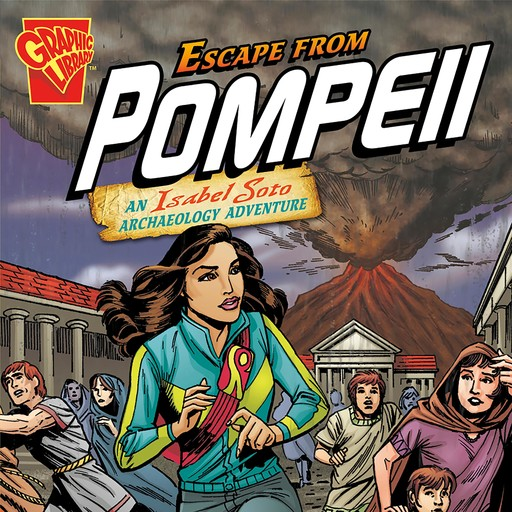 Escape from Pompeii, Terry Collins
