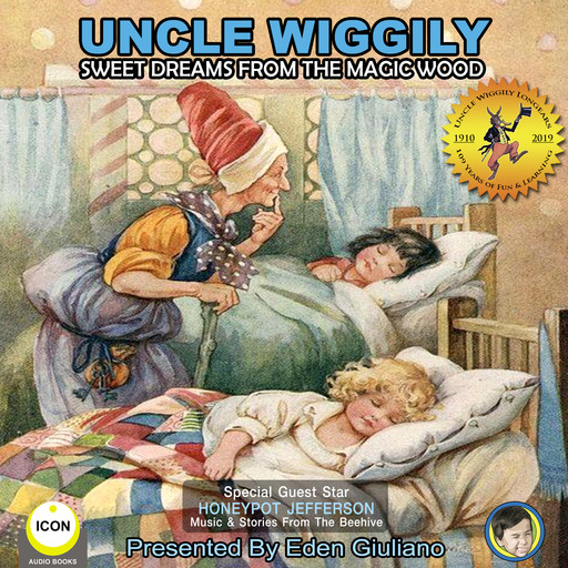 Uncle Wiggily Sweet Dreams From The Magic Wood, Howard Garis