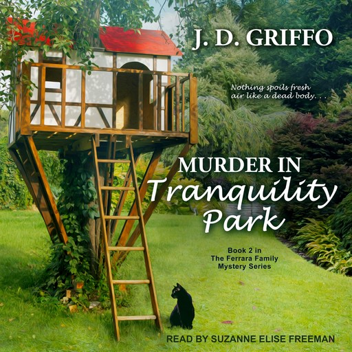 Murder in Tranquility Park, J.D. Griffo