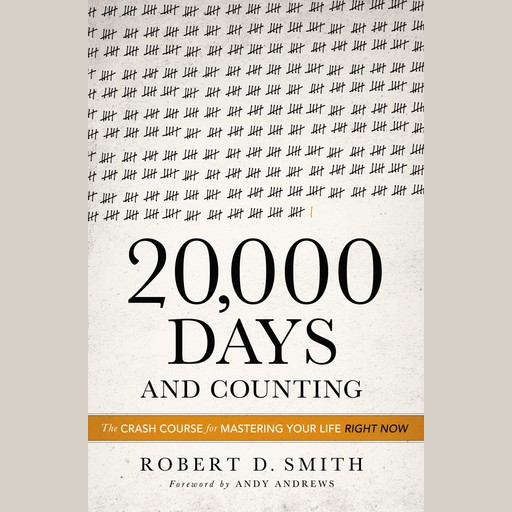 20,000 Days and Counting, Robert Smith
