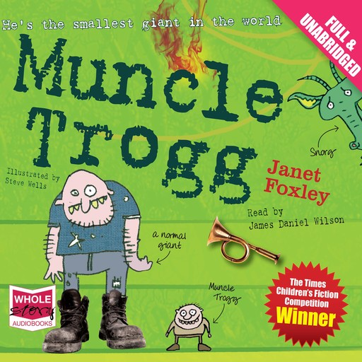 Muncle Trogg, Janet Foxley
