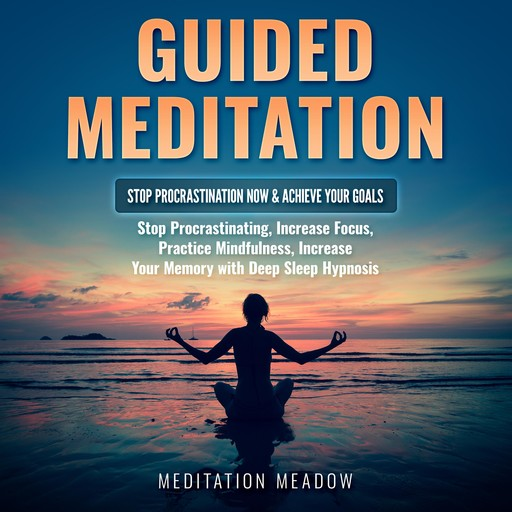 Guided Meditation - Stop Procrastination NOW & Achieve Your Goals, Meditation Meadow