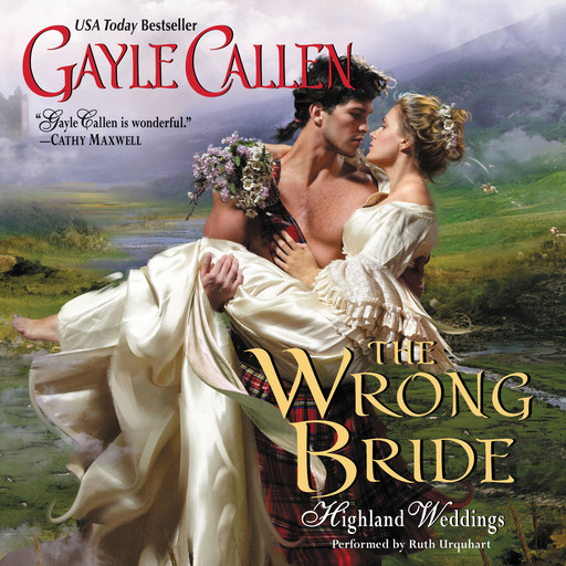 The Wrong Bride, Gayle Callen
