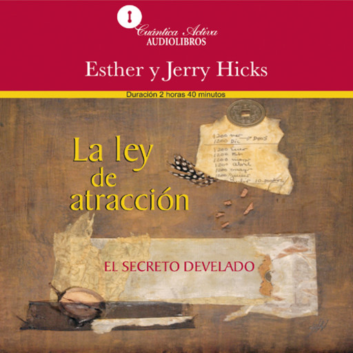 The Law of Atracction / La ley de atracción, Esther Hicks, Jerry Hicks