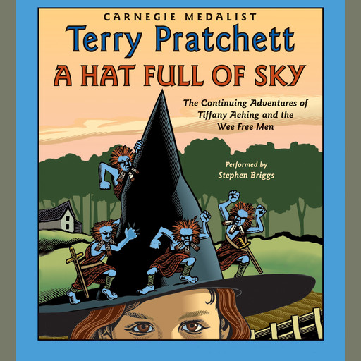 A Hat Full of Sky, Terry David John Pratchett