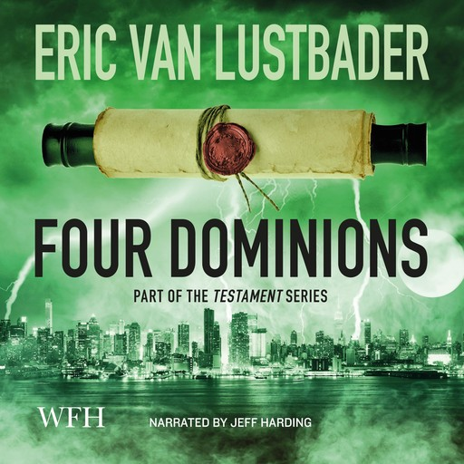 Four Dominions, Eric Van Lustbader