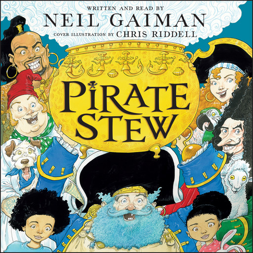 Pirate Stew, Neil Gaiman