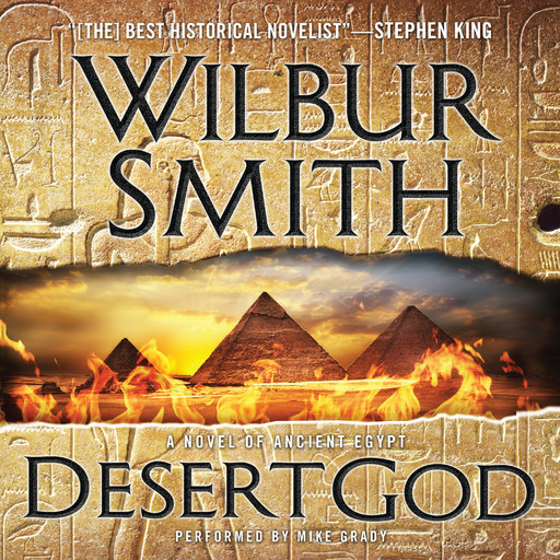 Desert God, Wilbur Smith
