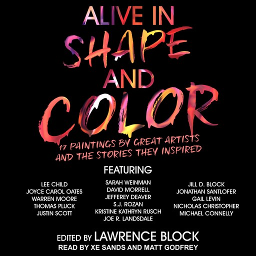 Alive in Shape and Color, Lawrence Block