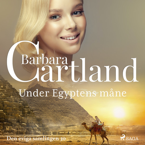 Under Egyptens måne, Barbara Cartland