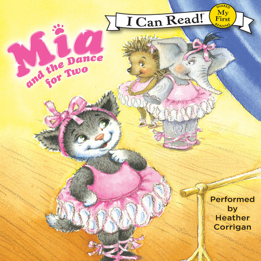 Mia and the Dance for Two, Robin Farley