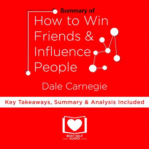 Summary of How To Win Friends And Influence People by Dale Carnegie, Best Self Audio