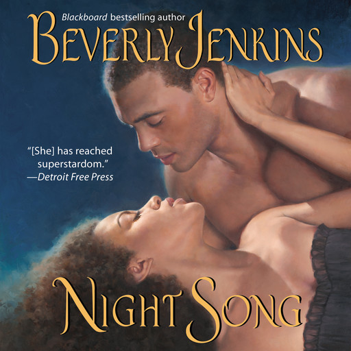 Night Song, Beverly Jenkins