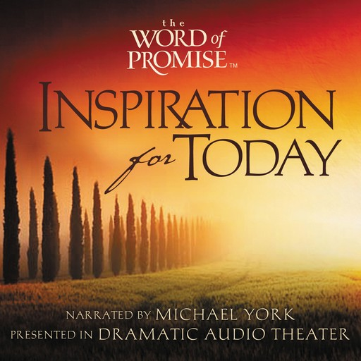 The Word of Promise Audio Bible - New King James Version, NKJV: Inspiration for Today, Thomas Nelson