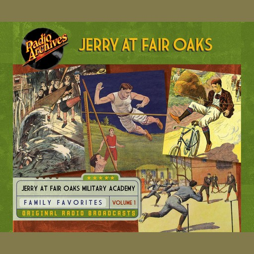 Jerry at Fair Oaks, Vol. 1, e-AudioProductions. com, Bruce Eells