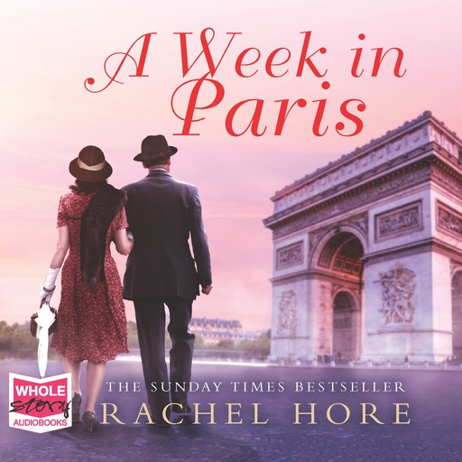A Week in Paris, Rachel Hore