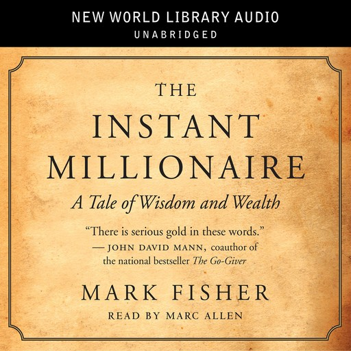 The Instant Millionaire, Mark Fisher