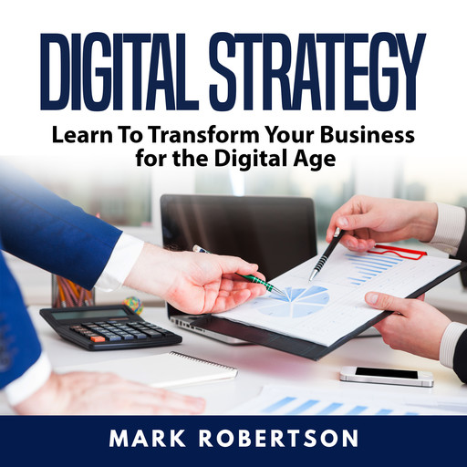 Digital Strategy: Learn To Transform Your Business for the Digital Age, Mark Robertson