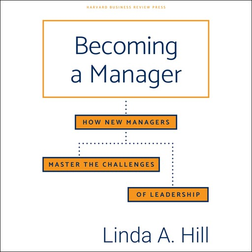 Becoming a Manager, Linda A. Hill