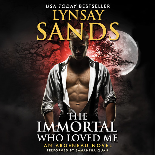The Immortal Who Loved Me, Lynsay Sands
