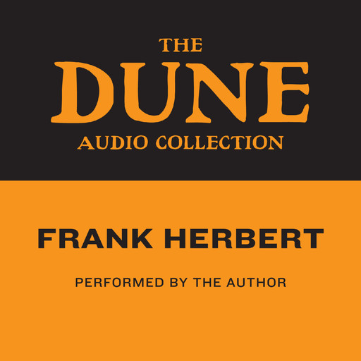 The Dune Audio Collection, Frank Herbert