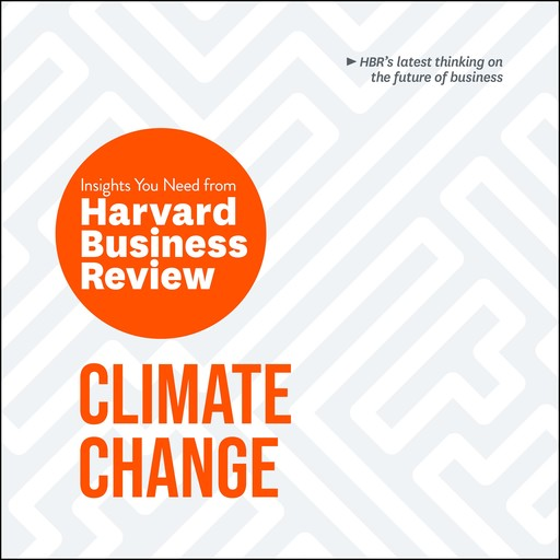 Climate Change, Harvard Business Review