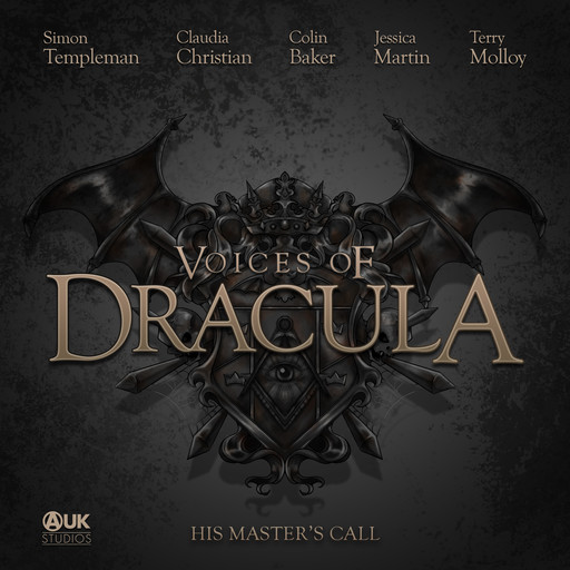 Voices of Dracula - His Master's Call, Dacre Stoker, Chris McAuley