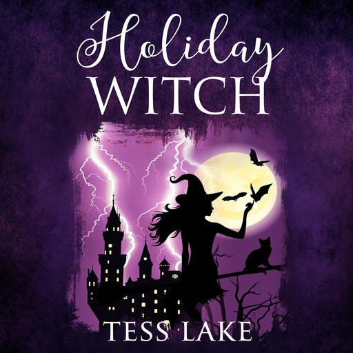 Holiday Witch (Torrent Witches Cozy Mysteries Book 5), Tess Lake