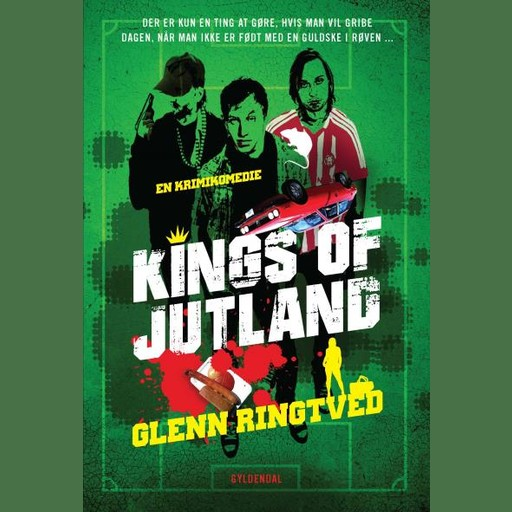 Kings of Jutland, Glenn Ringtved